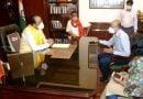 केंद्रीय रक्षा व पर्यटन राज्यमंत्री अजय भट्ट ने संभाला पदभार
