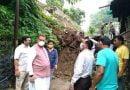 कैबिनेट मंत्री जोशी ने किया प्रभावित क्षेत्रों का दौरा