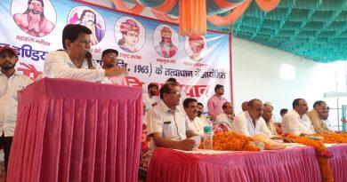 पूर्व कैबिनेट मंत्री साहब सिंह सैनी ने लगाया सैनी समाज की उपेक्षा का आरोप