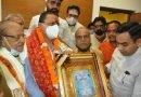 मुख्यमंत्री धामी ने की हरकी पैड़ी हरिद्वार में मां गंगा की पूजा अर्चना