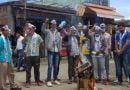 भाजपा प्रवक्ता के बयान की निंदा कर आप ने फूंका भाजपा का पुतला