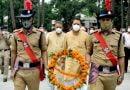 सीएम ने दी शहीदो सैनिकों को श्रद्धांजलि