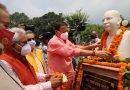 मुख्यमंत्री ने दी डॉ. श्यामाप्रसाद मुखर्जी  को श्रद्धांजलि