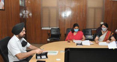 परियोजना को निर्धारित समयसीमा के अन्तर्गत पूर्ण किया जाए, एस.एस. संधू