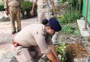 जनपद पुलिस ने रोपे 2778 वृक्ष