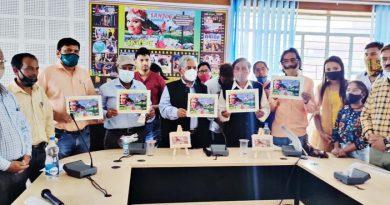 कलाकारों की मेहनत गढ़वाली सिनेमा को बनाएगी सशक्त: नरेंद्र सिंह नेगी