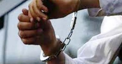 वांछित अभियुक्त दिल्ली से गिरफ्तार