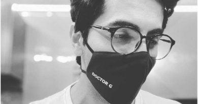 महामारी के बीच आयुष्मान खुराना की तीसरी बड़ी फिल्म 'डॉक्टर जी' की शूटिंग शुरू