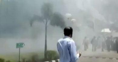 दिल्ली : सीबीआई हेडक्वार्टर में लगी आग, दमकल की पांच गाड़ियों ने आग पर काबू पाया, कूलिंग का काम जारी