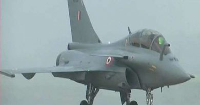 फ्रांस से सीधी उड़ान भरकर भारत पहुंचे 3 और राफेल लड़ाकू विमान