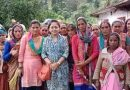 पूर्व जिपंअ लक्ष्मी राणा ने जखोली ब्लॉक के ग्रावों का भ्रमण कर सुनी जनसमस्याएं