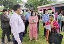 शिविर में 32 शिकायतें दर्ज, 52 लोगों को लगाई कोविड वैक्सीन