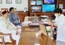 हरिद्वार में अंतरराष्ट्रीय एयरपोर्ट के भूमि उपलब्ध कराये राज्य सरकार : सिंधिया